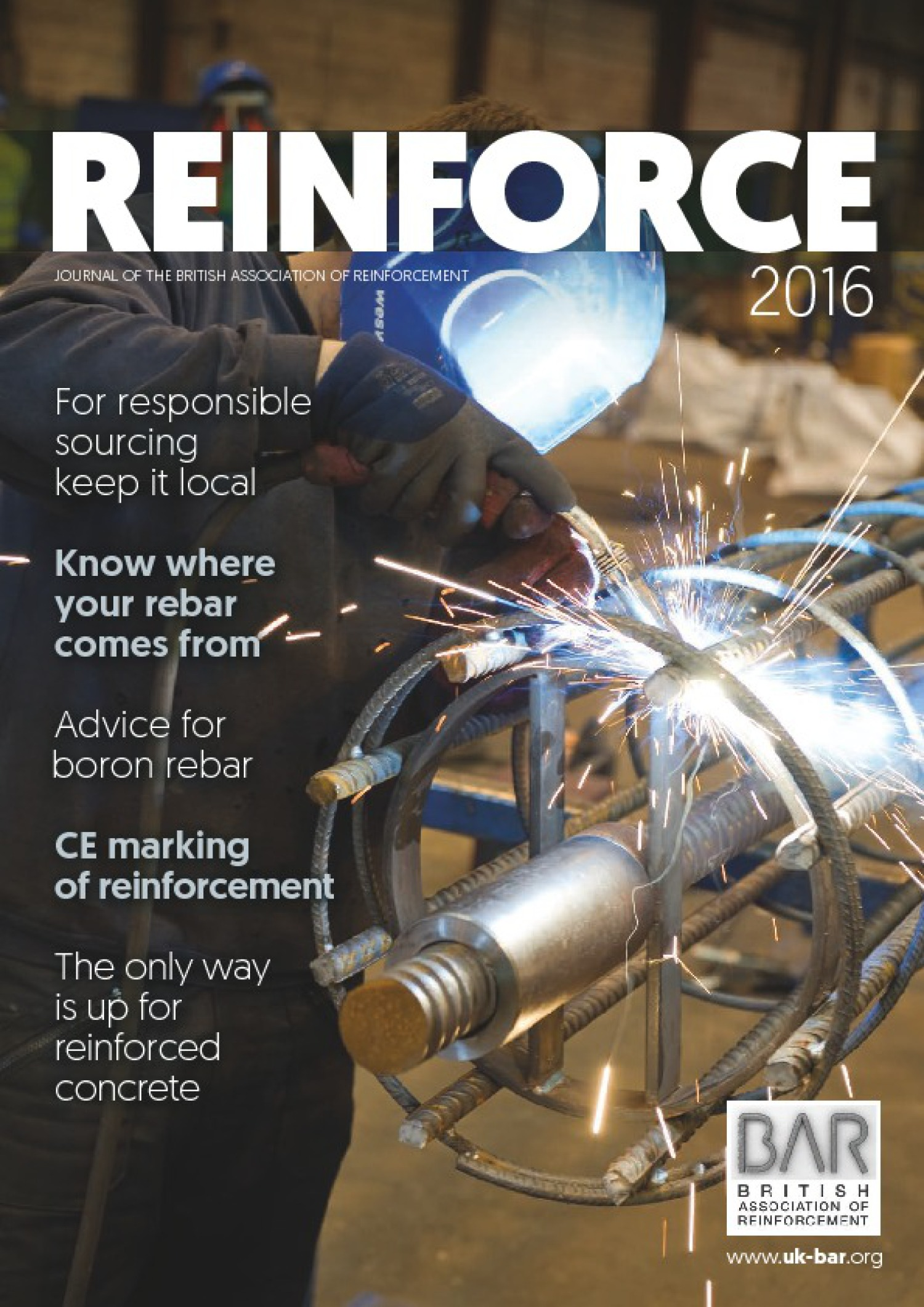 Reinforce Magazine 2016