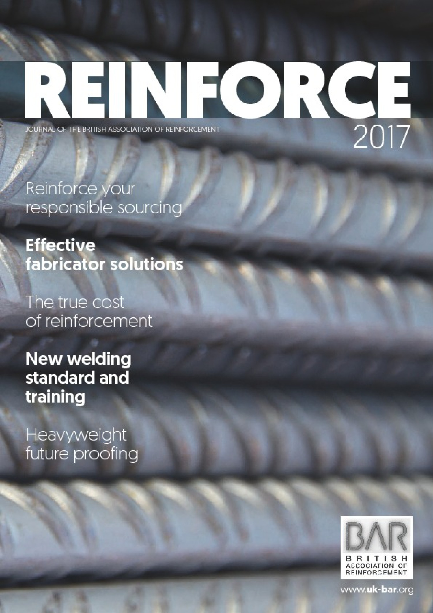Reinforce Magazine 2017