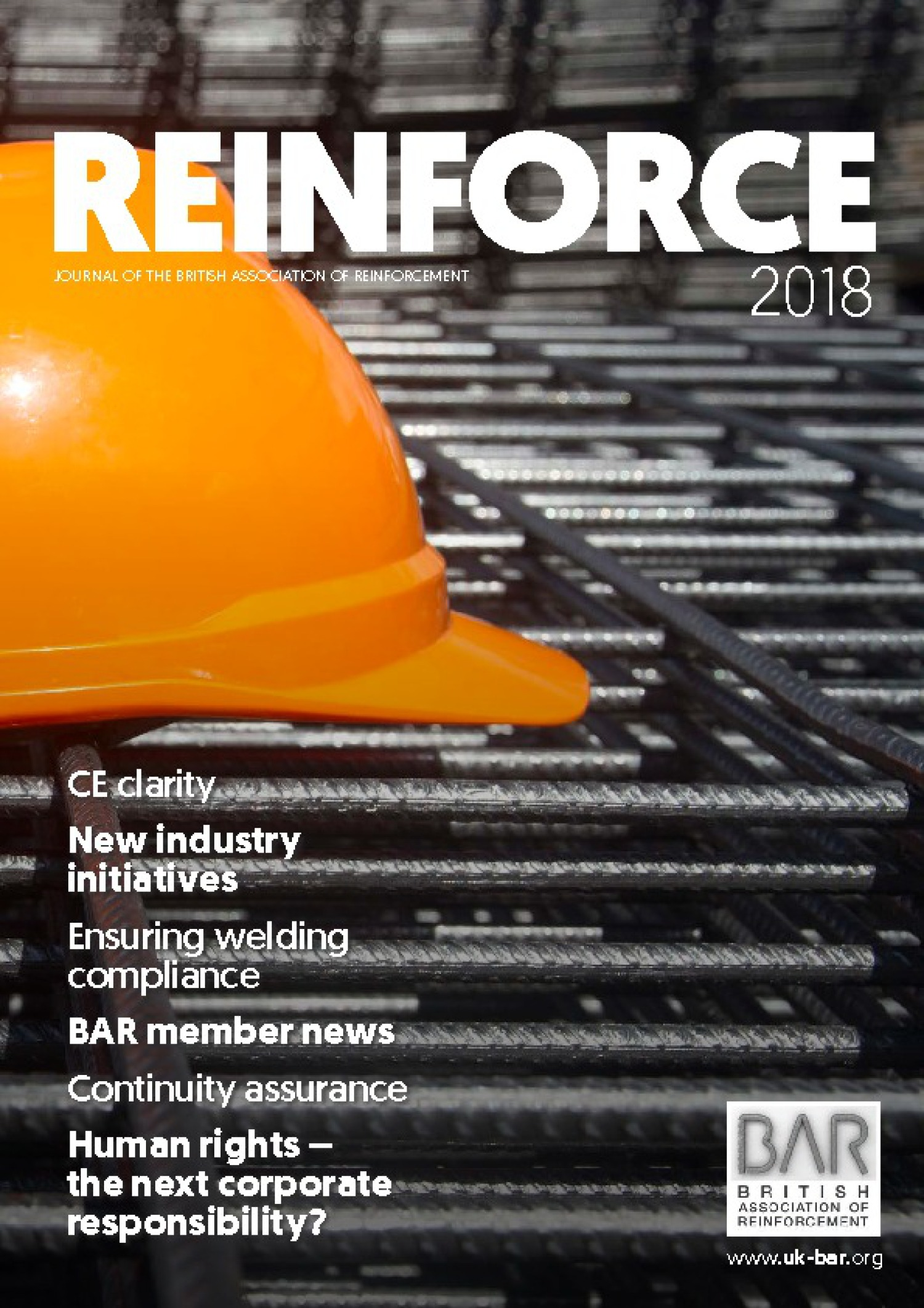 Reinforce Magazine 2018