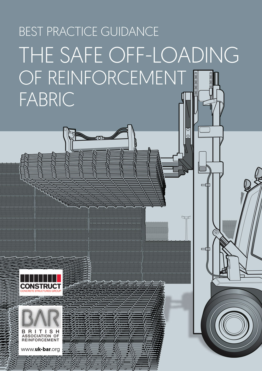 The Safe Off-Loading of Reinforcement Fabric